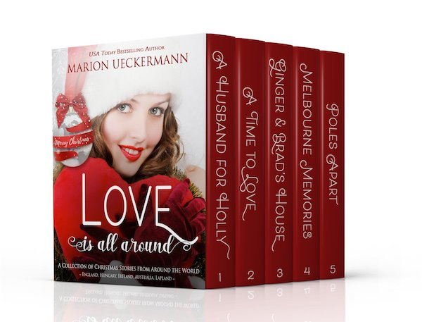 Love is All Around<br>by Marion Ueckermann