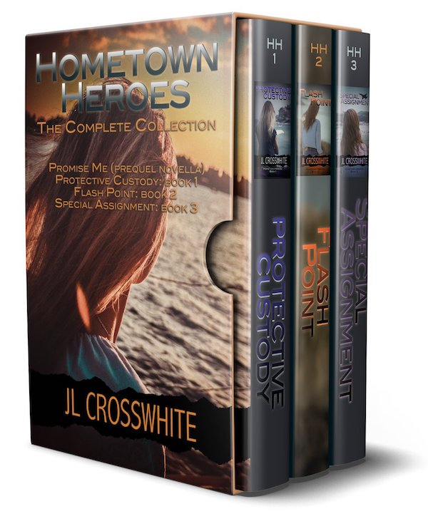 Hometown Heroes: the complete collection<br>by JL Crosswhite