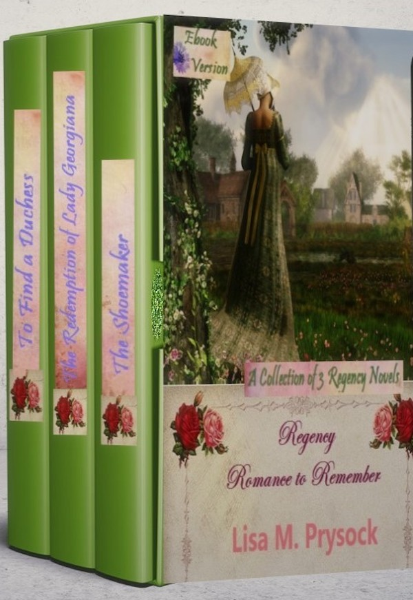 Regency Romance to Remember<br>by Lisa M. Prysock