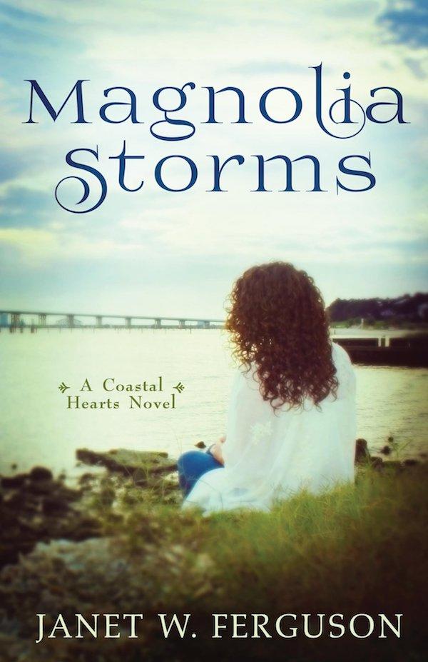 Magnolia Storms<br>by Janet W Ferguson