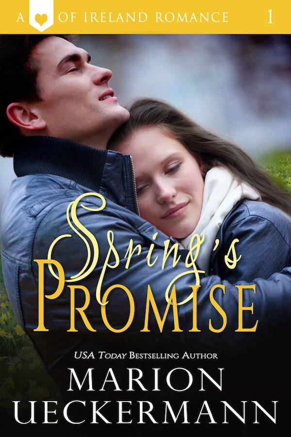 Spring's Promise<br>by Marion Ueckermann
