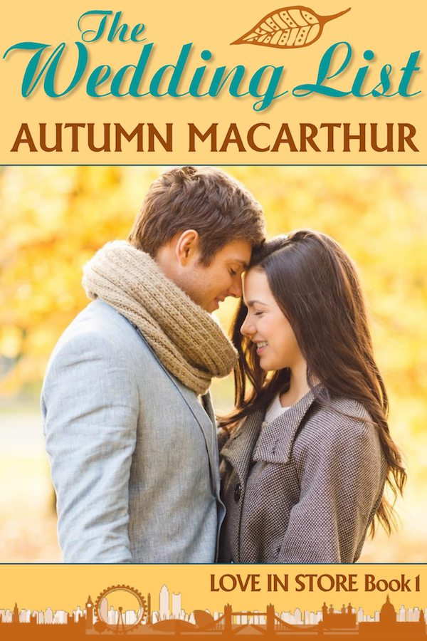 The Wedding List<br>by Autumn Macarthur