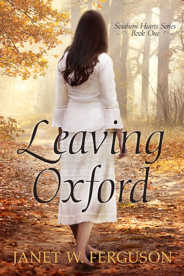 Leaving Oxford<br>by Janet W. Ferguson