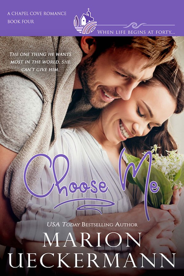 Choose Me<br>by Marion Ueckermann