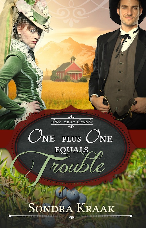 One Plus One Equals Trouble<br>by Sondra Kraak