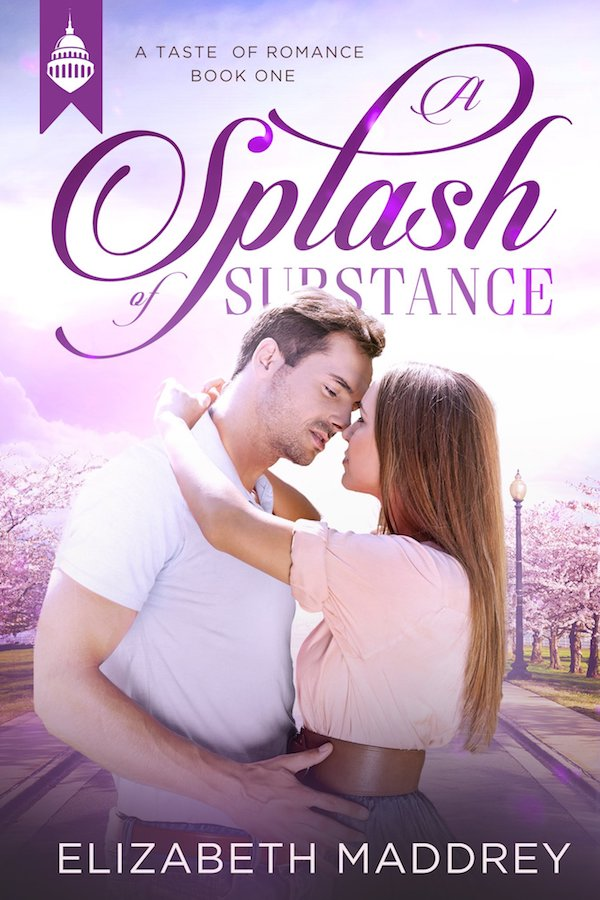 A Splash of Substance<br>by Elizabeth Maddrey