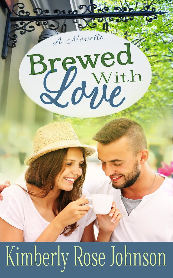 Brewed with Love<br>by  Kimberly Rose Johnson