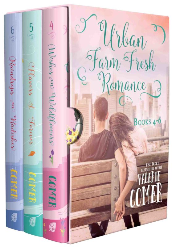 An Urban Farm Fresh Romance 4-6