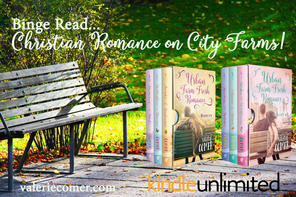 binge read, urban farm romance