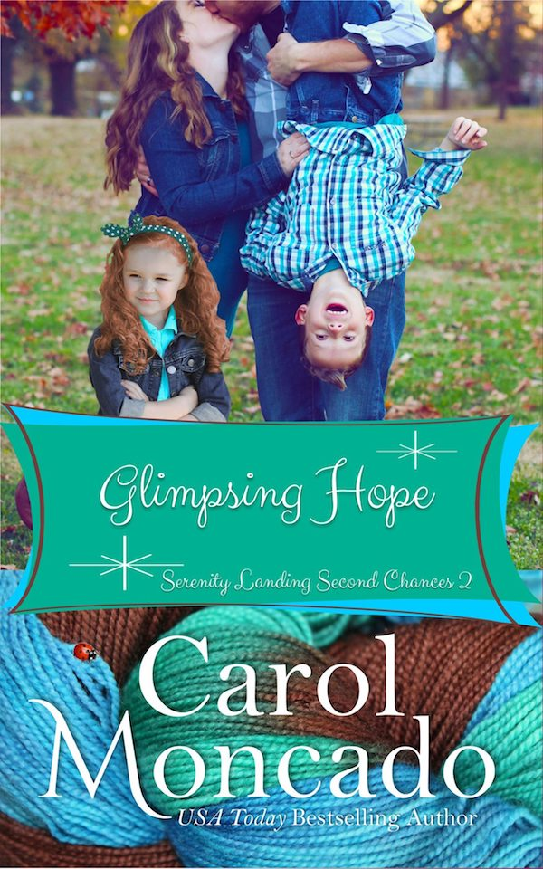 Glimpsing Hope<br>by Carol Moncado