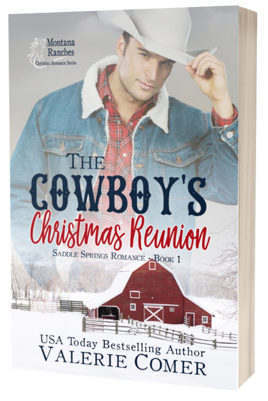 The Cowboy's Christmas Reunion