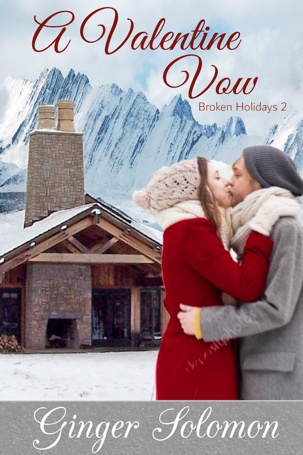 A Valentine Vow<br>by Ginger Solomon