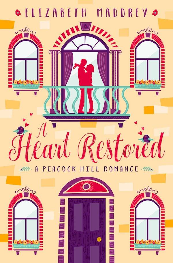 A Heart Restored<br>by Elizabeth Maddrey
