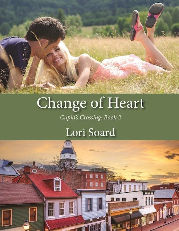 Change of Heart<br>by Lori Soard