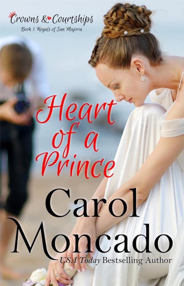 Heart of a Prince<br>by Carol Moncado
