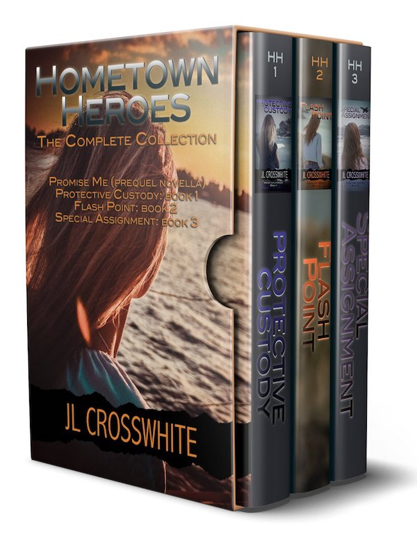 Hometown Heroes: The Complete Collection<br>by Jennifer Crosswaite
