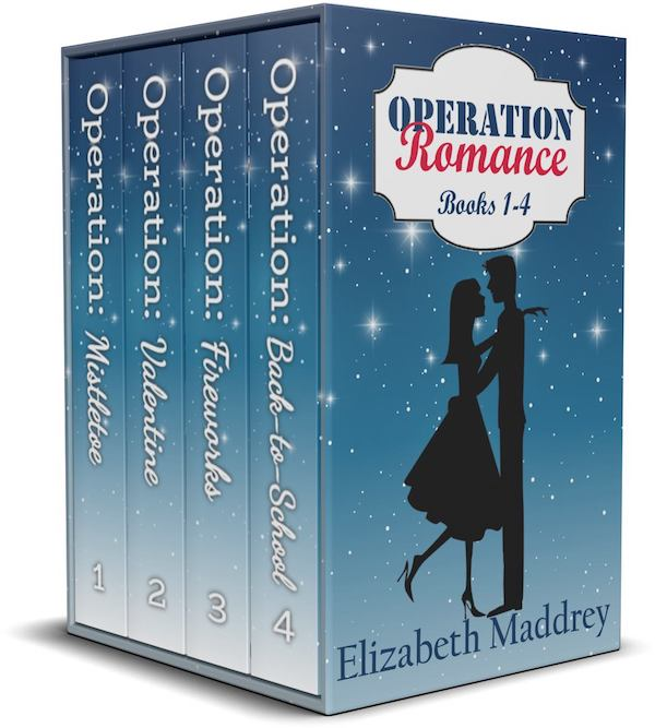 Operation Romance<br>by Elizabeth Maddrey