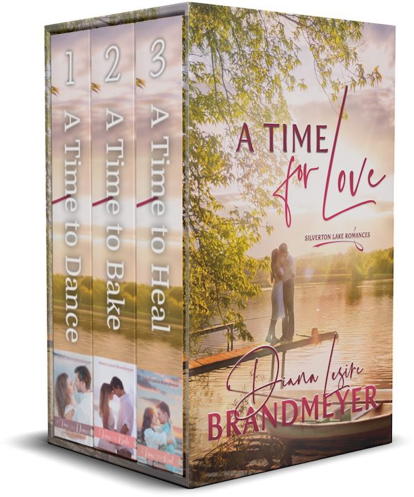 A Time for Love: A Silverton Lake Romance<br>by Diana Lesire Brandmeyer