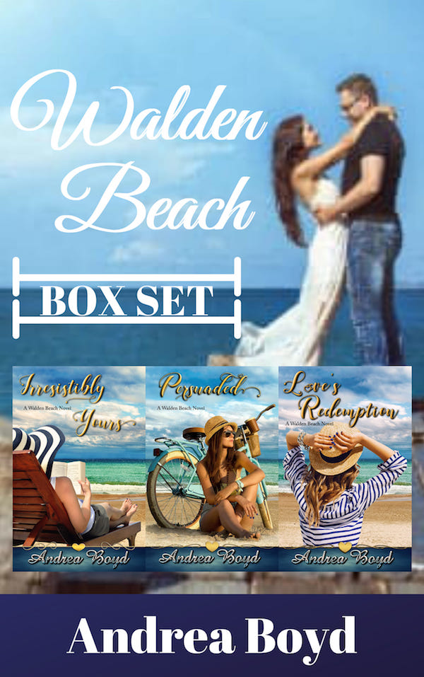 Walden Beach Box Set<br>by Andrea Boyd