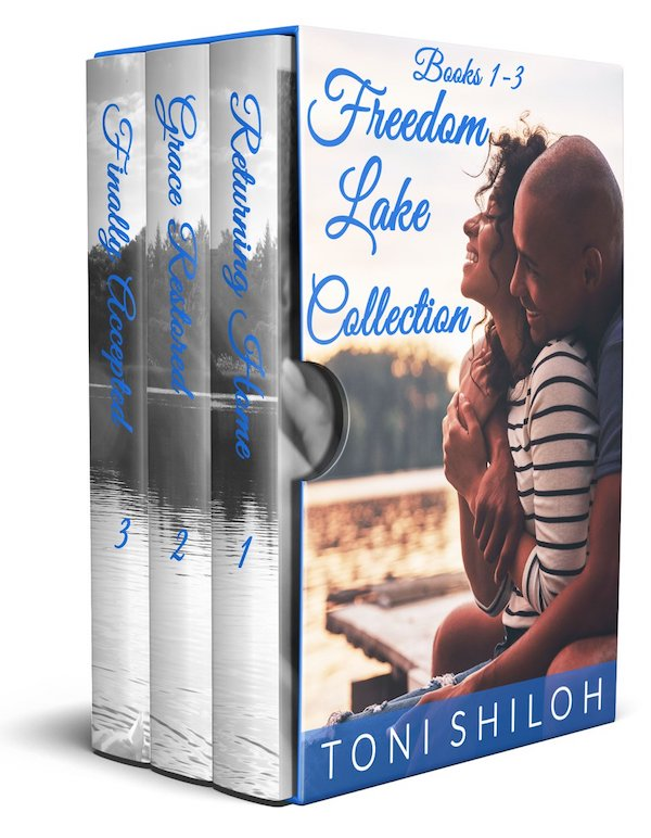 Freedom Lake Collection;\<br>by Toni Shiloh