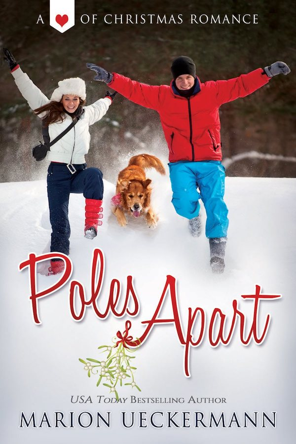Poles Apart<br>by Marion Ueckermann