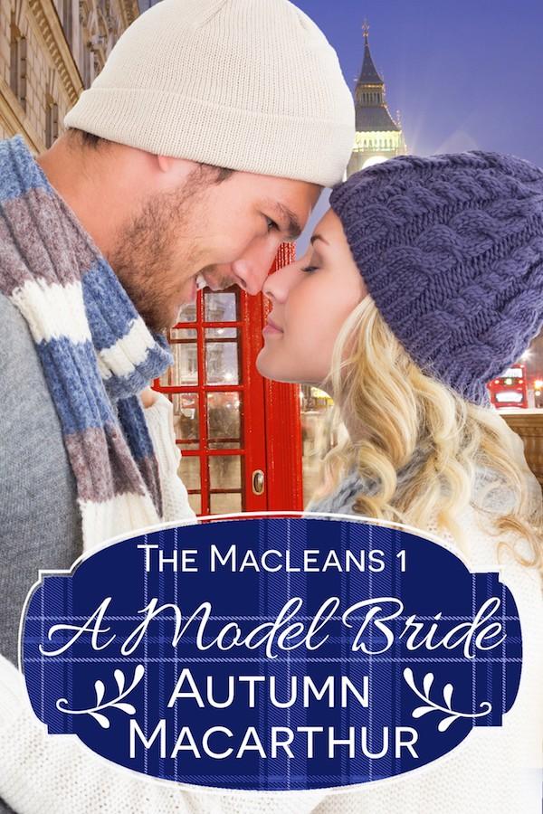A Model Bride <br>by Autumn Macarthur