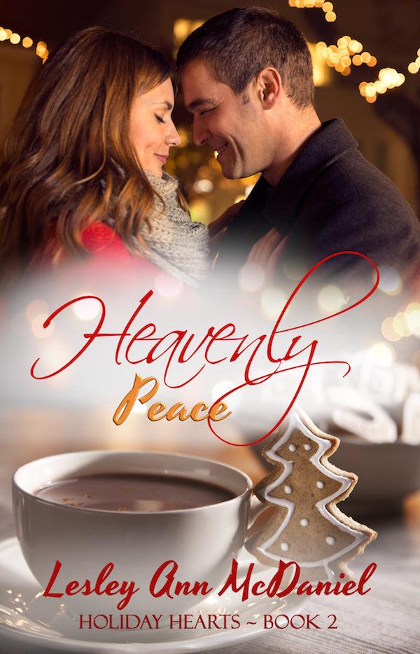 Heavenly Peace <br>by Lesley Ann McDaniel