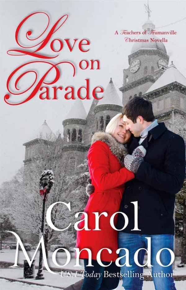 Love on Parade <br>by Carol Moncado