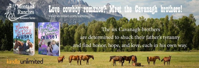 Cavanagh Cowboys Romance