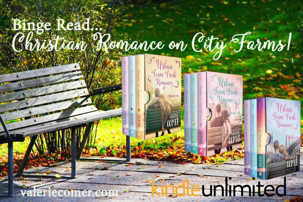 binge read, urban farm romance