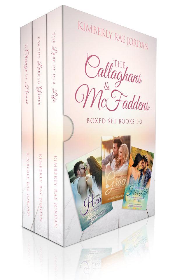 The Callaghans & McFaddens Books 1-3 <br>by Kimberly Rae Jordan