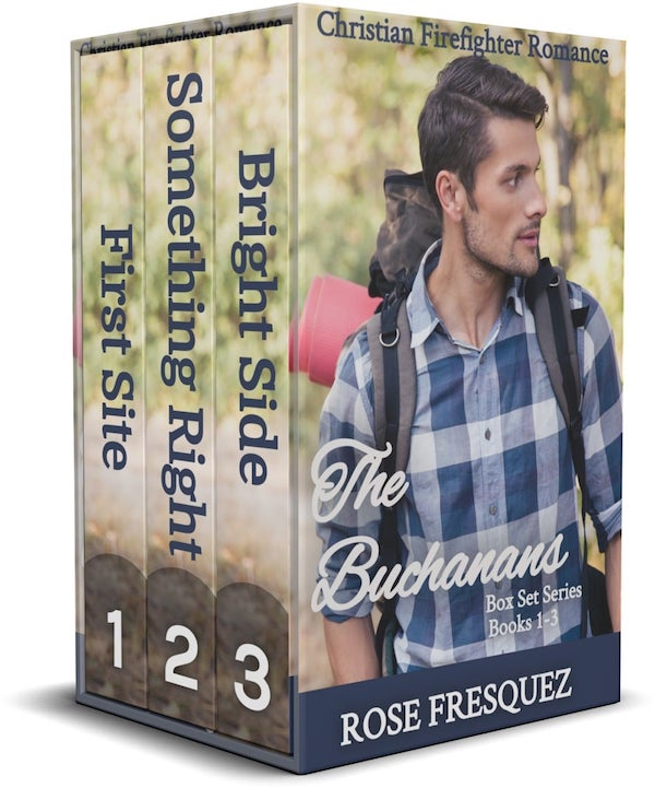 Firefighter Series<br>by Rose Fresquez