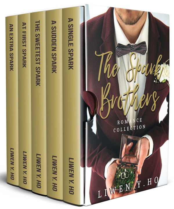 The Spark Brothers Romance Collection <br>by Liwen Y. Ho