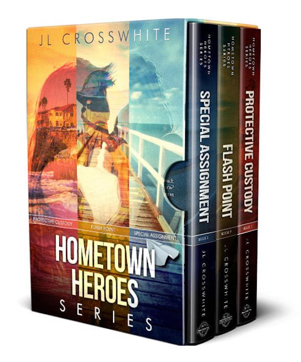 Hometown Heroes<br>by JL Crosswhite