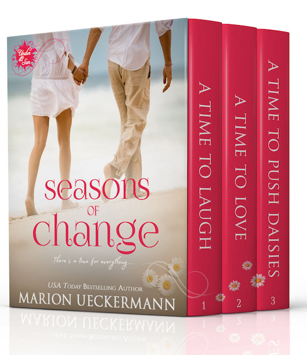 Seasons of Change - Books 1-3 <br>by Marion Ueckermann